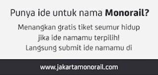 komtesi ide nama jakarta monorail