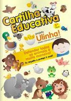 Cartilha Ulinha - Direitos Animais para Crianças
