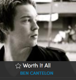 Ben Cantelon: Worth It All