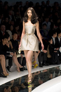 Top Chinese Fashion Designers China has up and coming