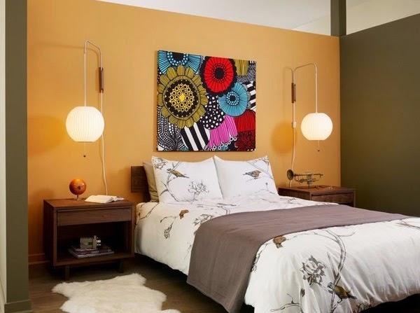 kamar tidur rumah minimalis 2 lantai