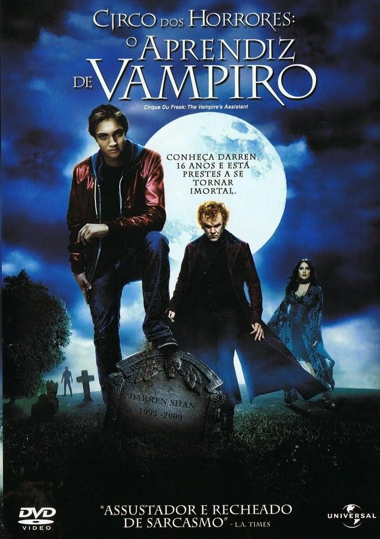 Circo dos Horrores: O Aprendiz de Vampiro – Dublado (2009)