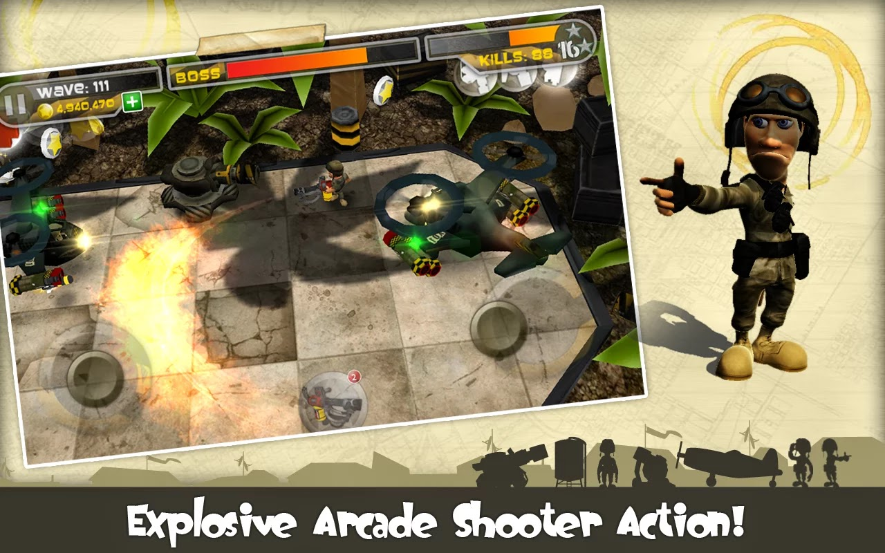 Download Game Action Total Recoil Free