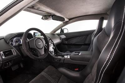 2013 Aston Martin Vantage SP10