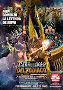 Los Caballeros del Zodiaco: La Leyenda del santuario (2014)