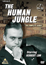 AVAILABLE NOW - THE HUMAN JUNGLE starring HERBERT LOM
