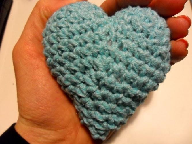 Pieni sydan ilmainen amigurumi ohje - Ilmaiset Amigurumi ...
