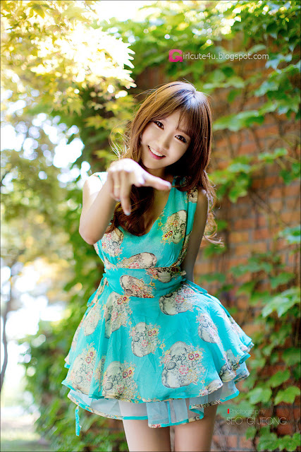 5 Jo In Young Outdoor - very cute asian girl - girlcute4u.blogspot.com