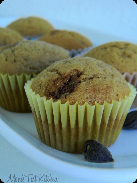 Nutella Monkey Muffins - Mom's Test Kitchen