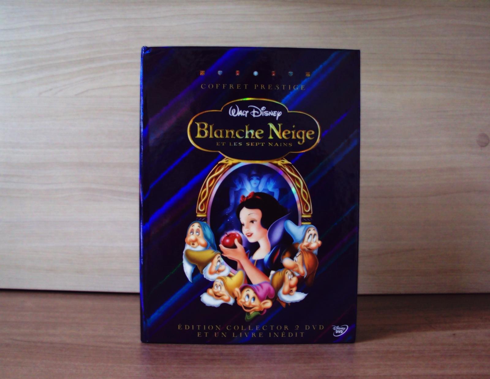 Luz Camera Colecao Blanche Neige Et Les Sept Nains