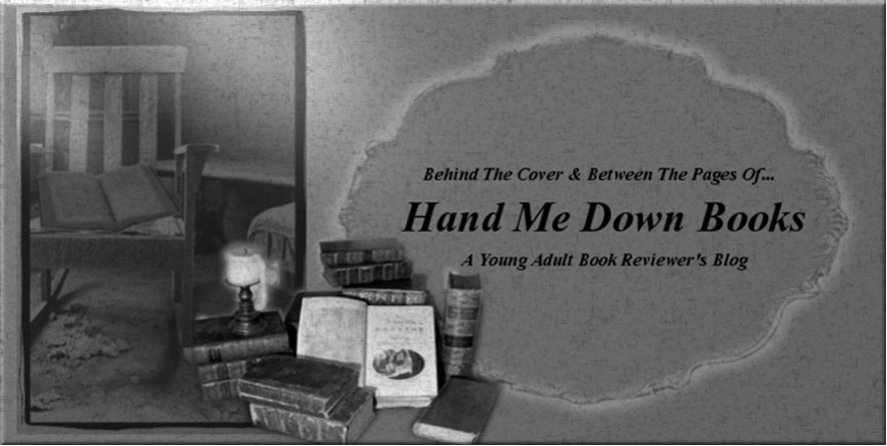 Behind The Cover of Hand Me Down Books