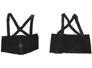 lower back support belt
