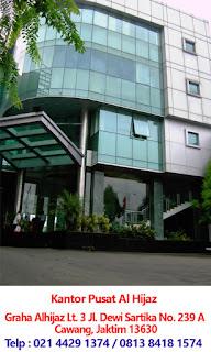 Kantor Pusat Travel Al Hijaz
