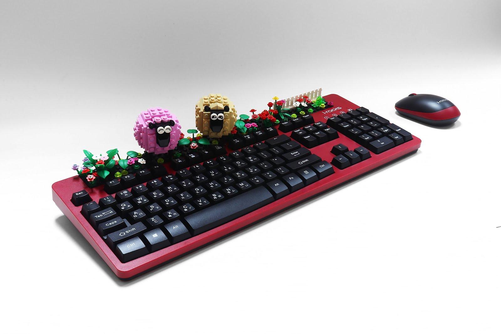 新積木鍵盤K77RP來了