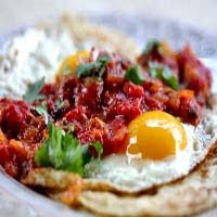 Weight Loss Recipes : Huevos Rancheros