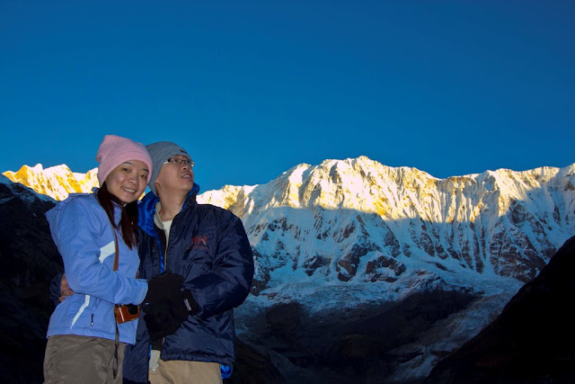 ( Annapurna Base Camp)