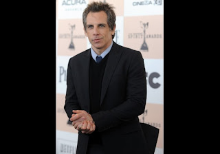 ben stiller most powerful hollywood actor 10 Most Powerful Hollywood Actors