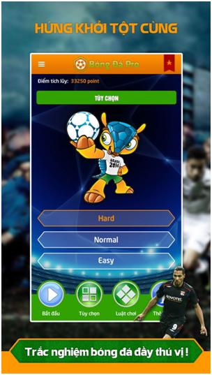 tải game bóng đá pro