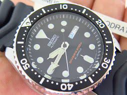 SEIKO DIVER SKX007J - AUTOMATIC 7S26 - JDM EDITION - MINT CONDITION