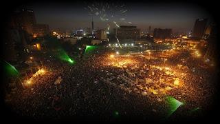 Tahrir está de fiesta?