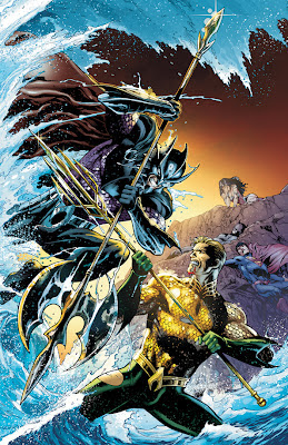 2. Super-vilains Aquaman+%2315