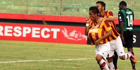Pusamania Borneo FC Kampiun Divisi Utama 2014