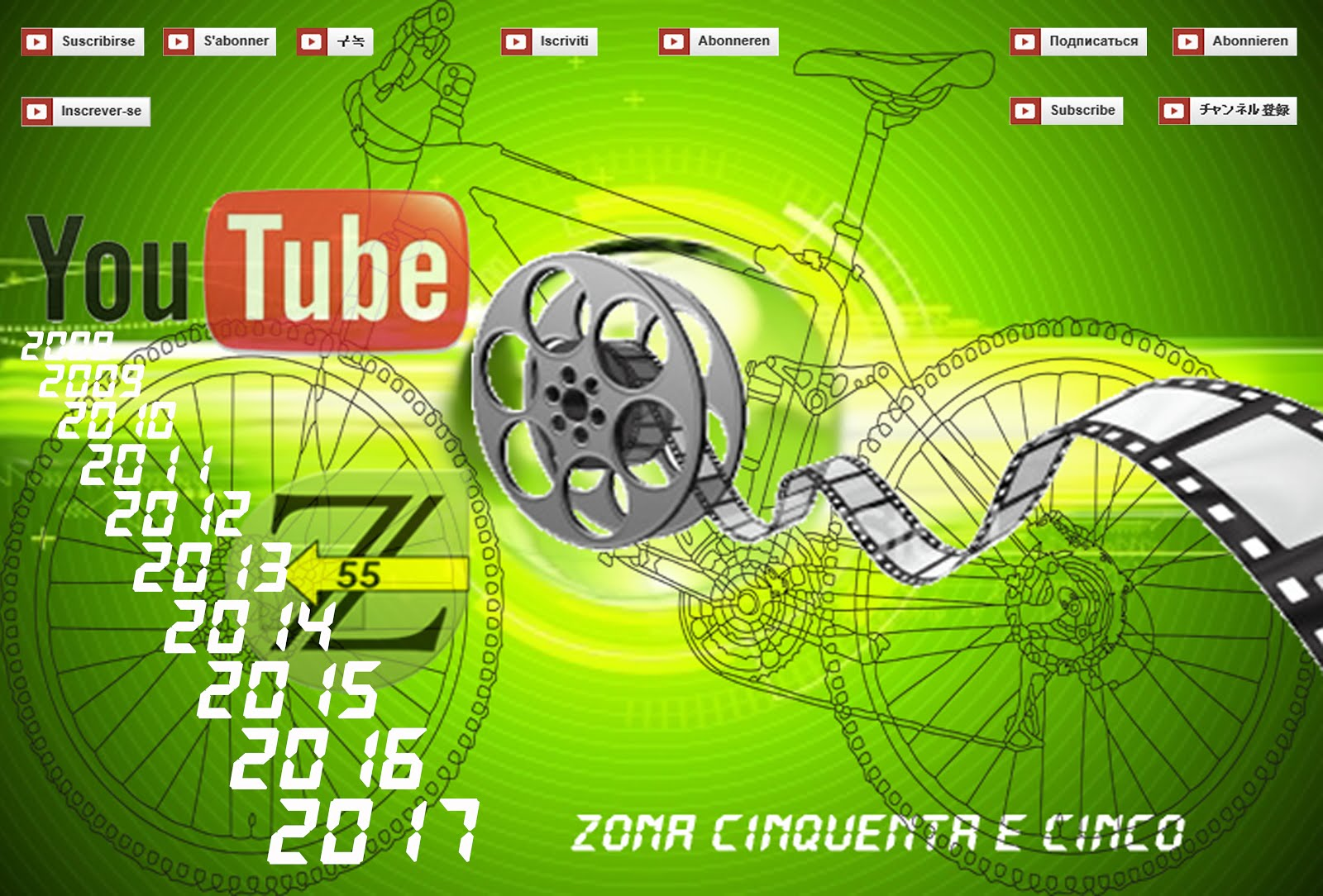 Os Vídeos da Zona 55