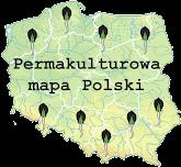 MAPA PERMAKULTURY W POLSCE