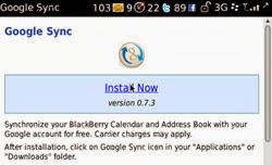 Cara Memindah Kontak BlackBerry ke Android