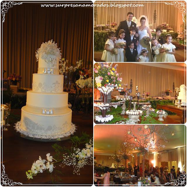 Casamento Carolline e Amilton