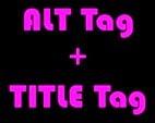 Memberi ALT tag dan Title Pada Gambar Di Blog