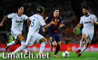 Real madrid vs FC barcelona LIVE