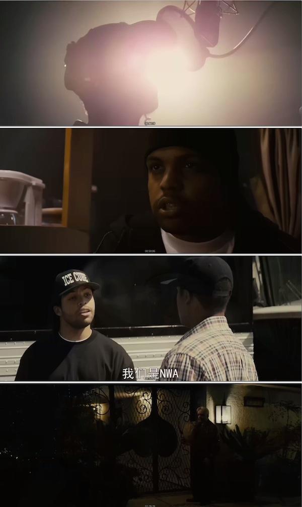 Straight Outta Compton 2015 WEBRip 720p 400MB