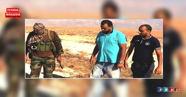 """حقيقة إطلاق سراح الصحفيين المحتجزين بليبيا """"سفيان الشورابي و نذير القطاري"""" ؟!"""