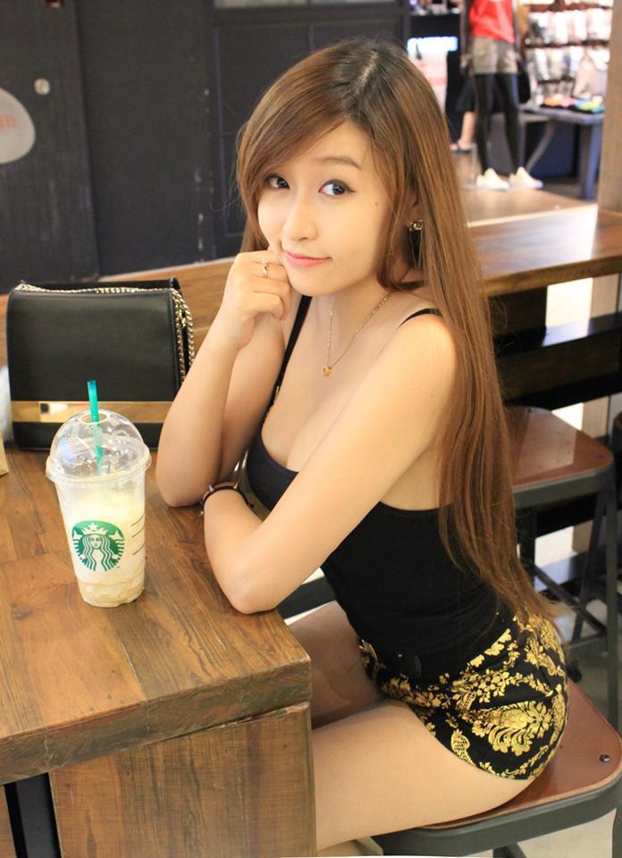 Ảnh gái đẹp HD Hot girl Mi Nhon vú gân 10