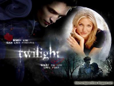 fotomontaje Twilight