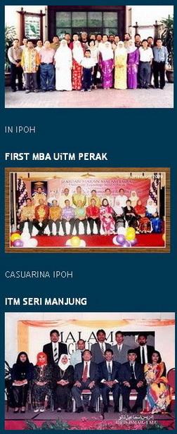 FIRST MBA UiTM PERAK