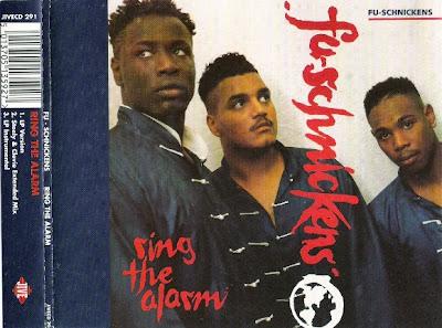 Fu-Schnickens – Ring The Alarm (CDS) (1991) (320 kbps)