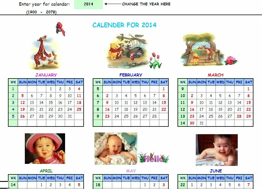 calendar generator free download