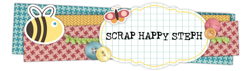 ♥ Scrap Happy Steph