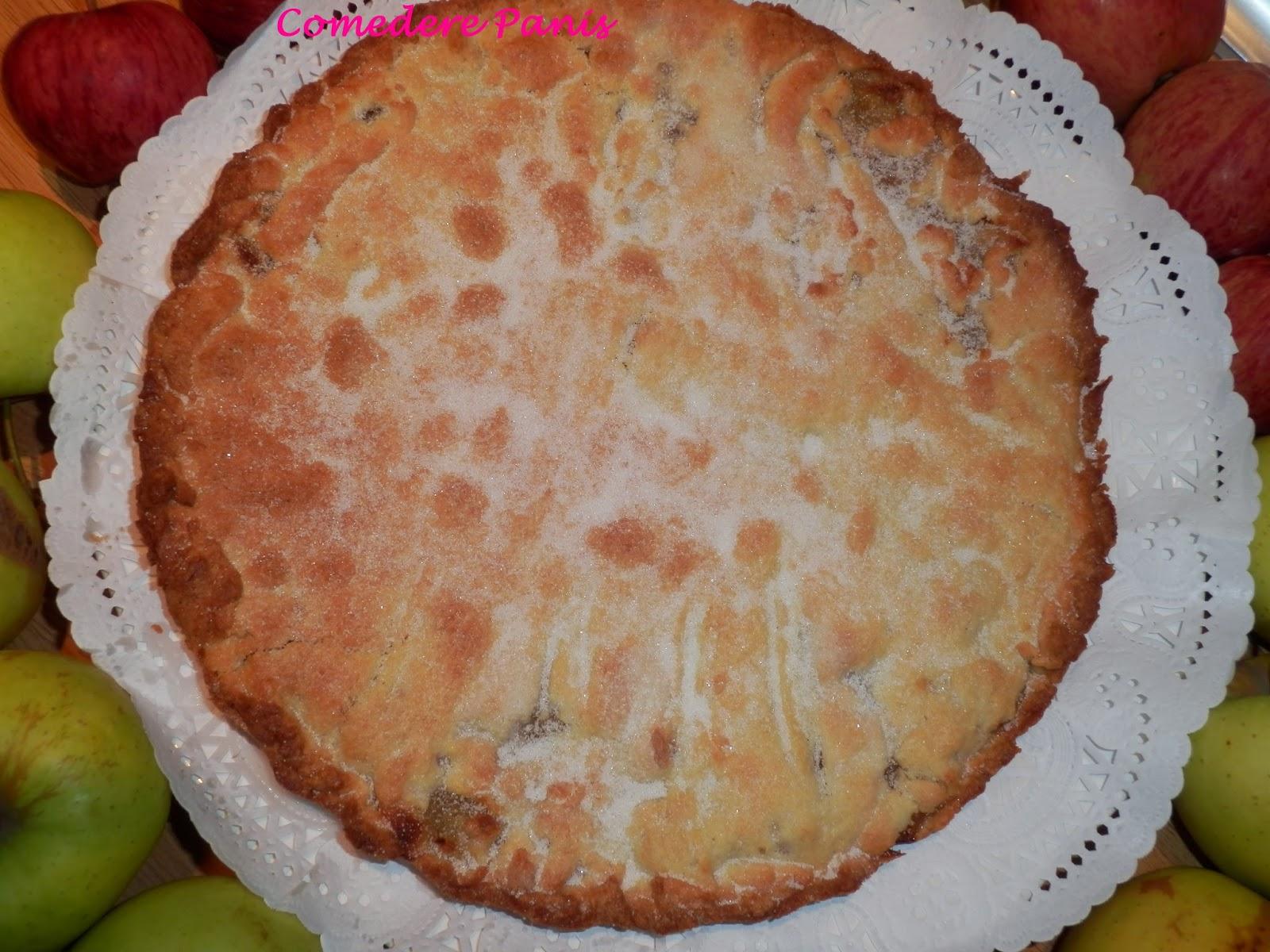 Tarta De Manzana Para Celebrar El 1º Cumpleaños