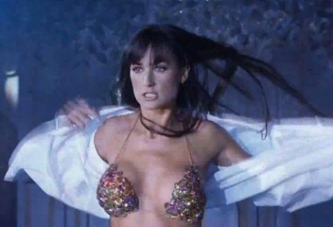 Demi moore striptease anniversary compilation