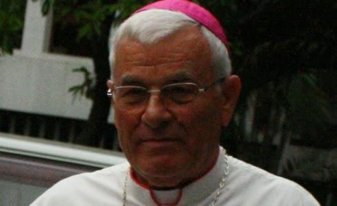 foto uskup sanggau