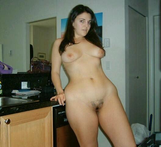 naked bikini wide hips