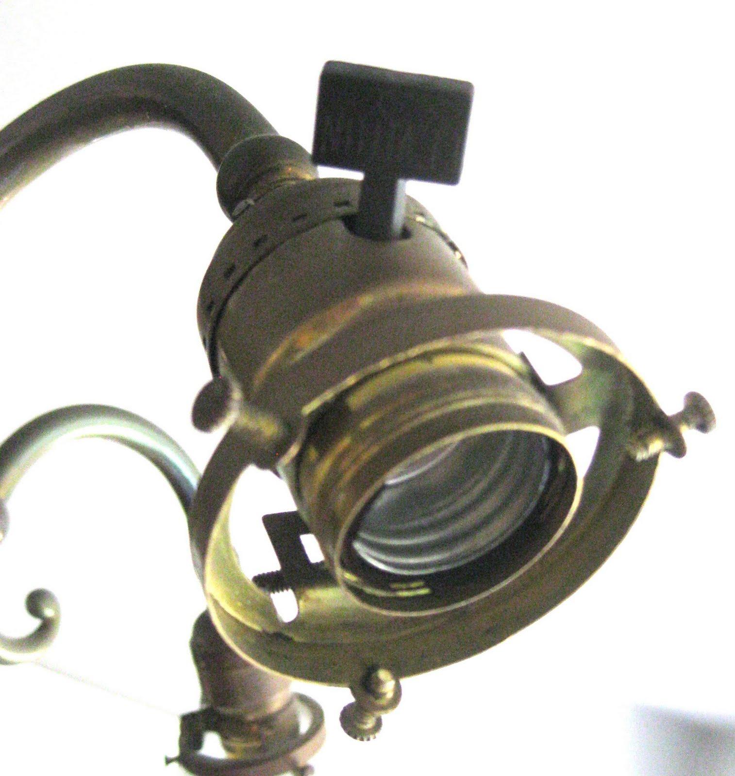 Wirerunner: Lamp Parts