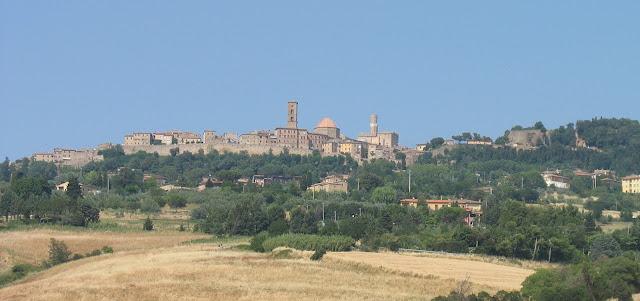 Volterra - Włochy
