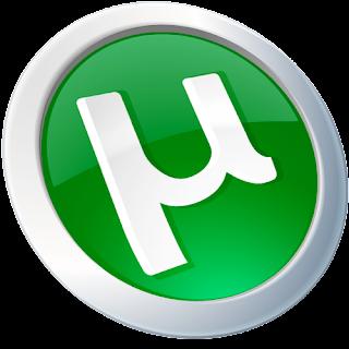 شعار برونامج uTorrent