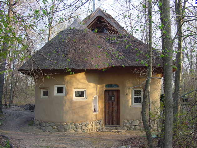 Straw Bale House Design