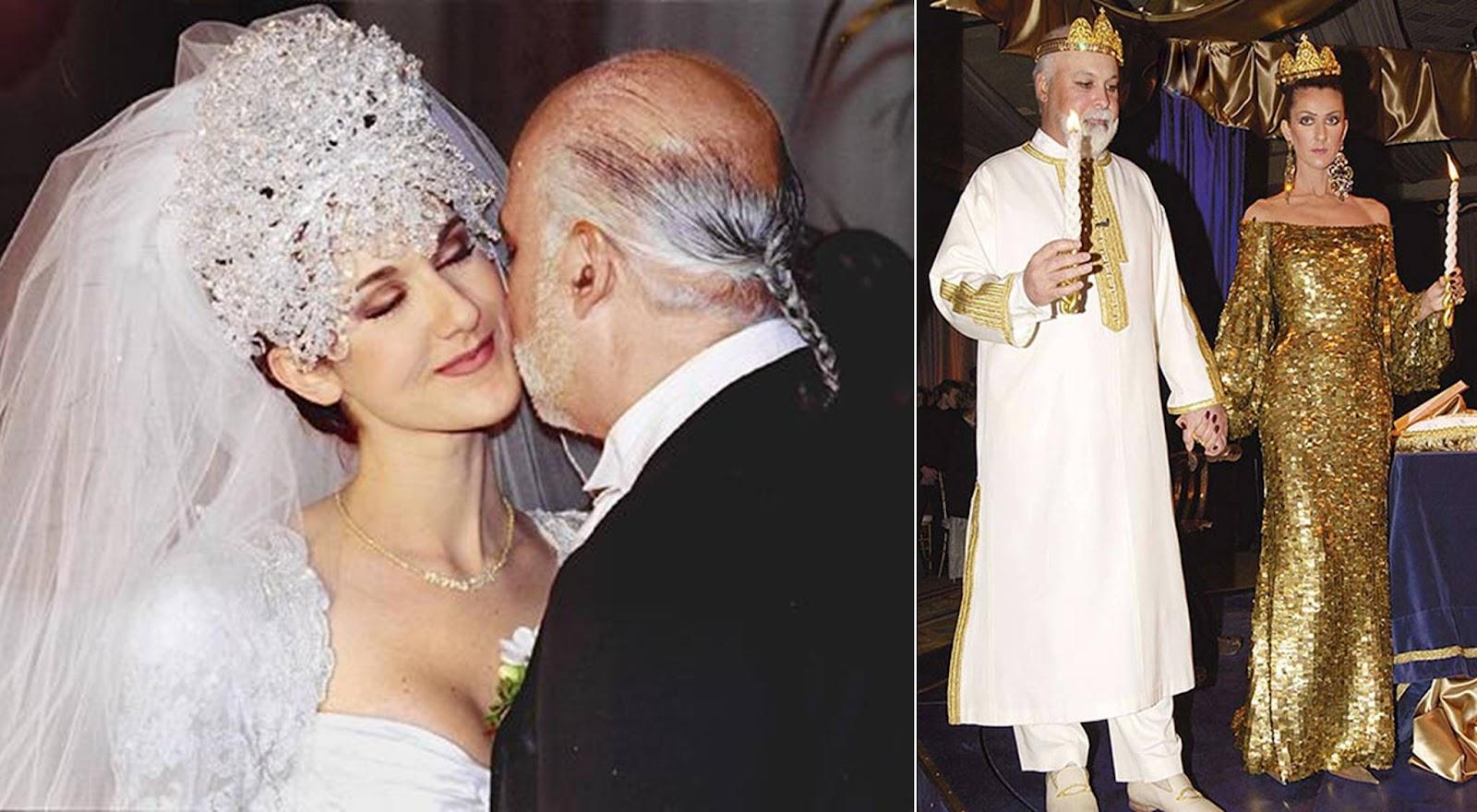 Celine Dion Wedding Ring