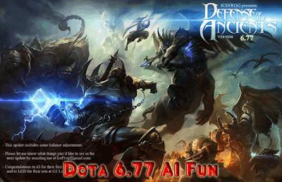 DotA 6.77 AI Fun 2.7b
